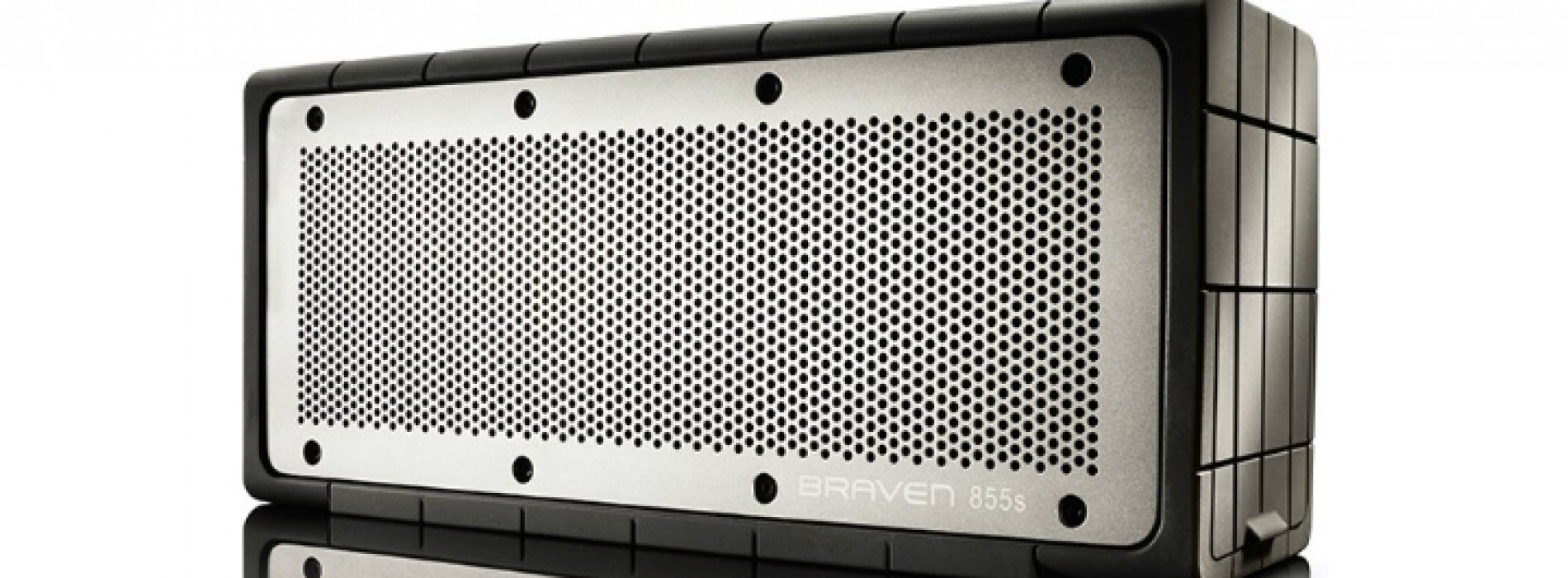 BRAVEN 855s Bluetooth weather-resistant speaker review