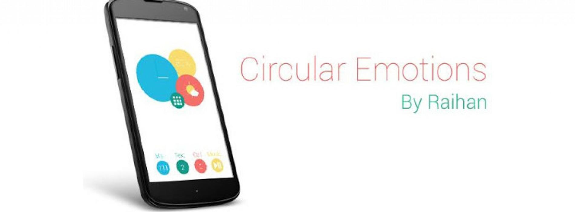 Get This Look: Circular Emotions
