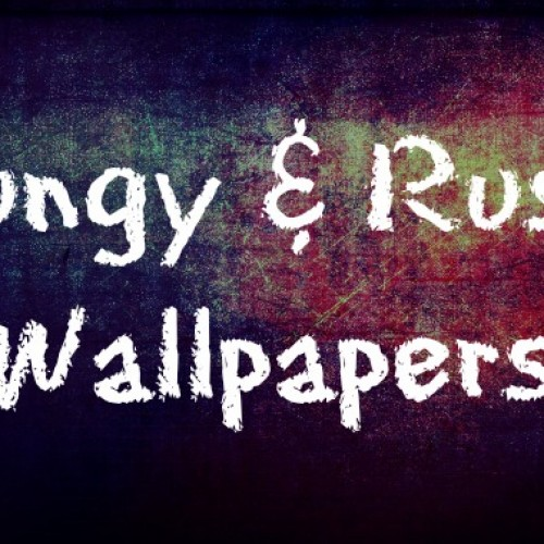 30 more grungy and rusty wallpapers for your Android