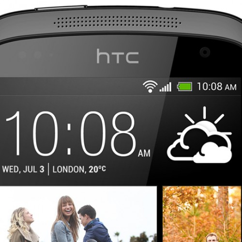 HTC Desire 500 officially coming to Europe in August