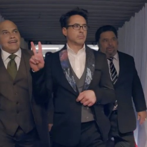 HTC's first full ad with Robert Downey Jr. goes online
