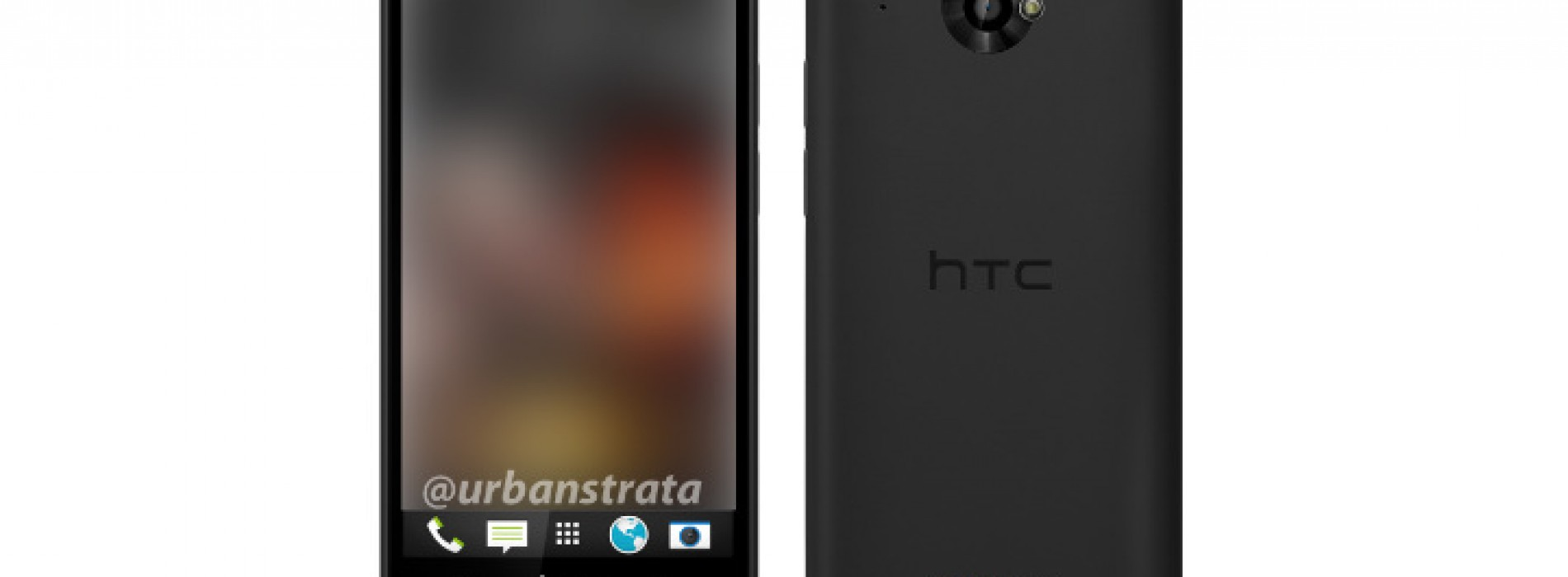 Black HTC Zara detailed in new images, specs