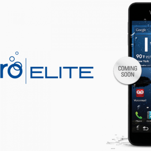 Verizon calls upon waterproof Hydro ELITE