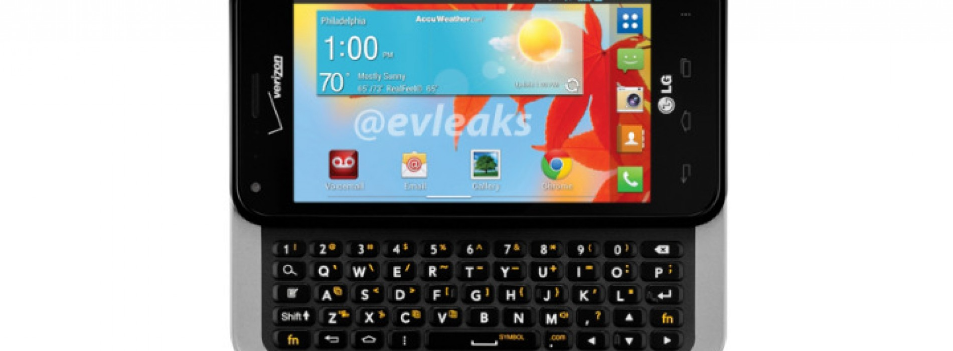 QWERTY slider LG Enact headed to Verizon in coming days, report says