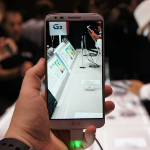 LG G2 hands on: Is there still room for LG?