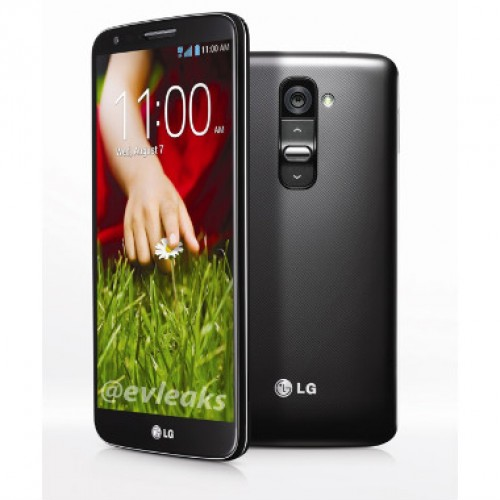 LG G2 images surface hours before official unveiling