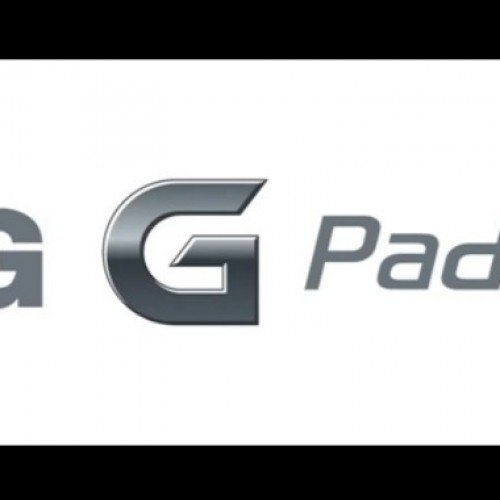LG acknowledges G Pad 8.3 in new YouTube video