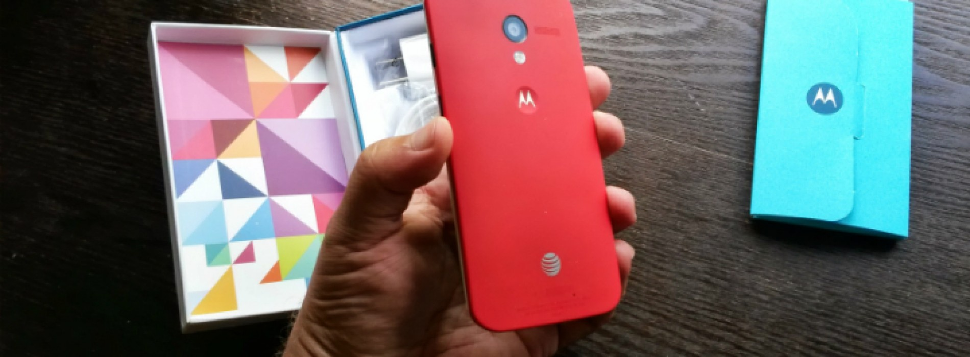 Motorola VP confirms Moto X will receive Android L update