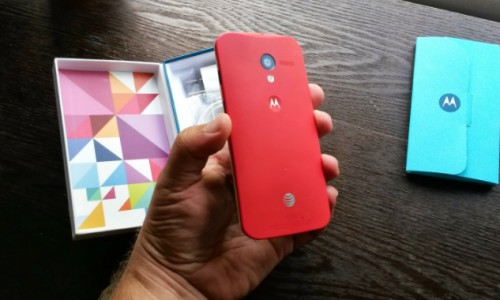 16 stray observations about the Moto X