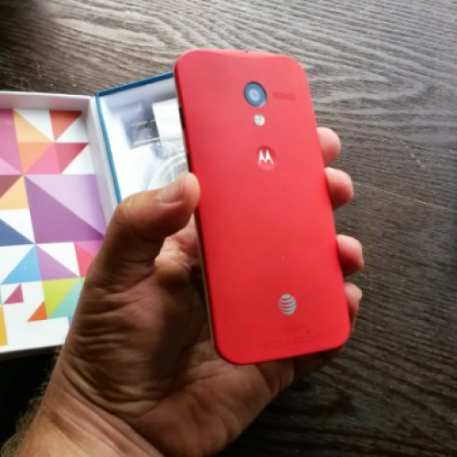 AT&T's Moto X is latest to receive Android 4.4 KitKat