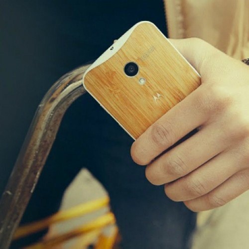 Wood back plates for Moto X may cost $50 extra
