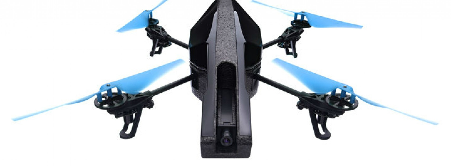 Parrot announces AR.Drone 2.0 Power Edition