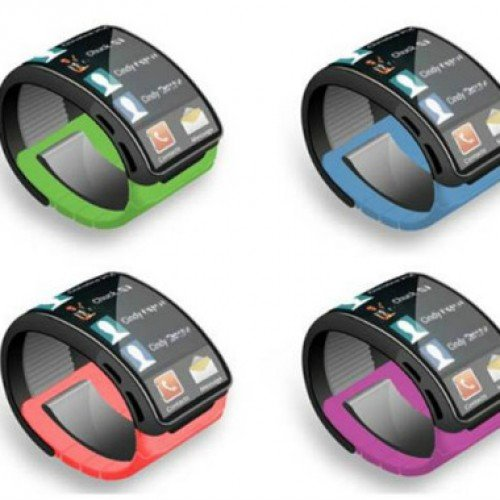Galaxy Gear Will Launch with 6GB and 8GB versions