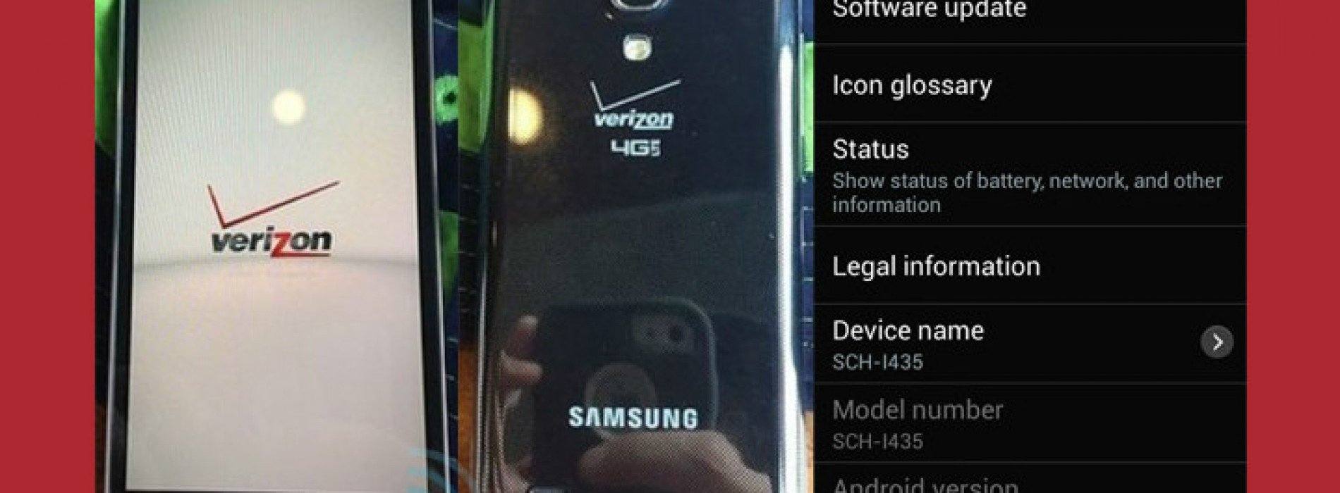 Samsung Galaxy S4 Mini appears Verizon-bound