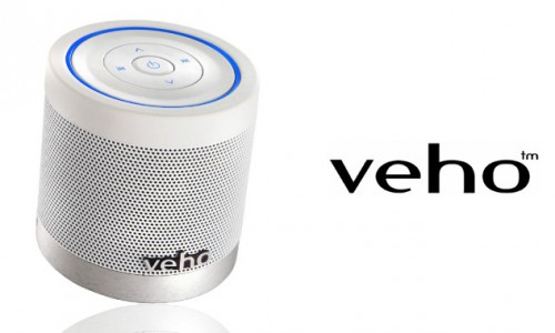 Veho M4 'Ice' White Bluetooth Speaker review