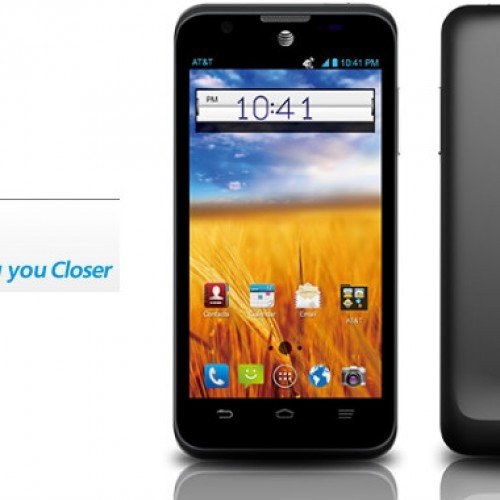 AT&T's ZTE Z998 'Mustang' appears on ZTE website