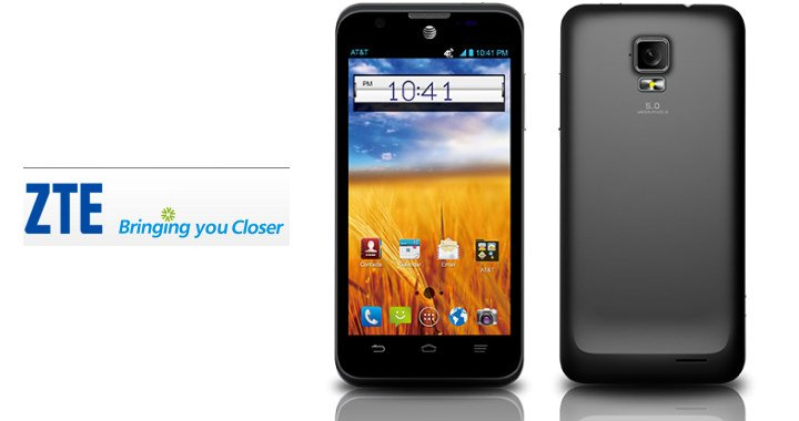 The post AT&T's ZTE Z998 'Mustang' appears on ZTE website
