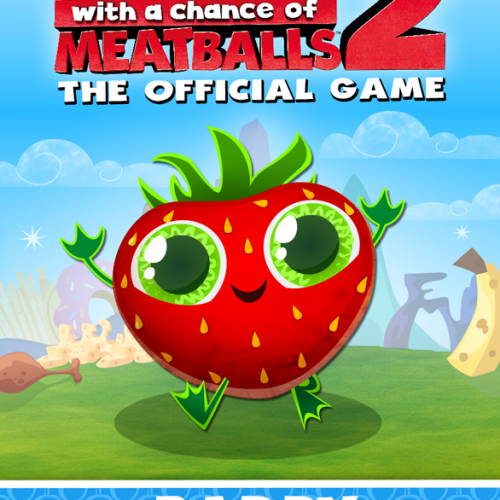 Cloudy with a Chance of Meatballs 2 mobile game debuts September 19