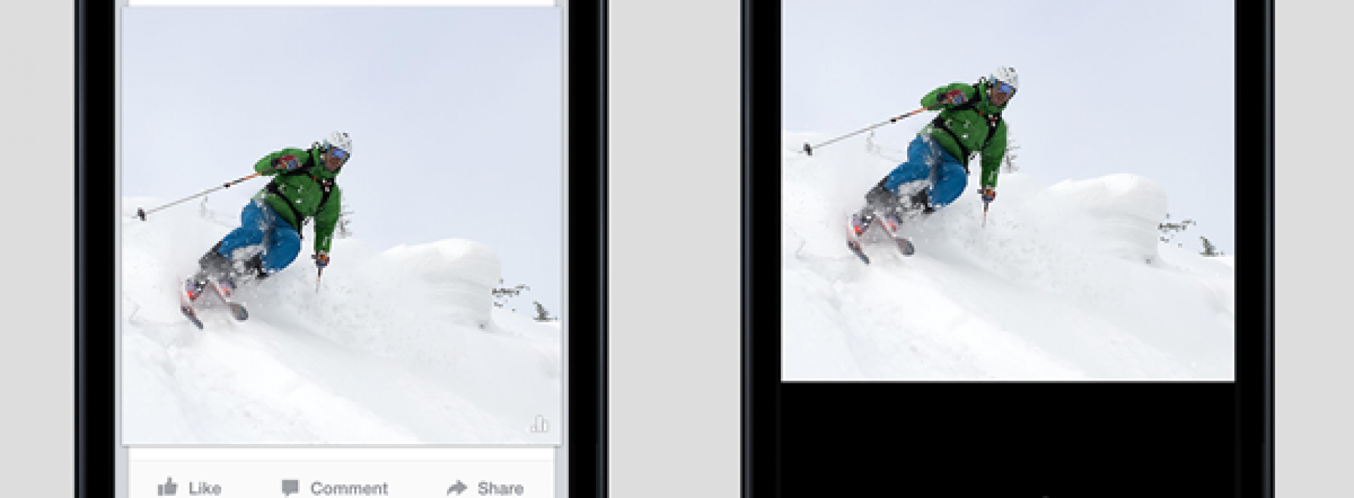 Facebook testing new ways to watch video in mobile app