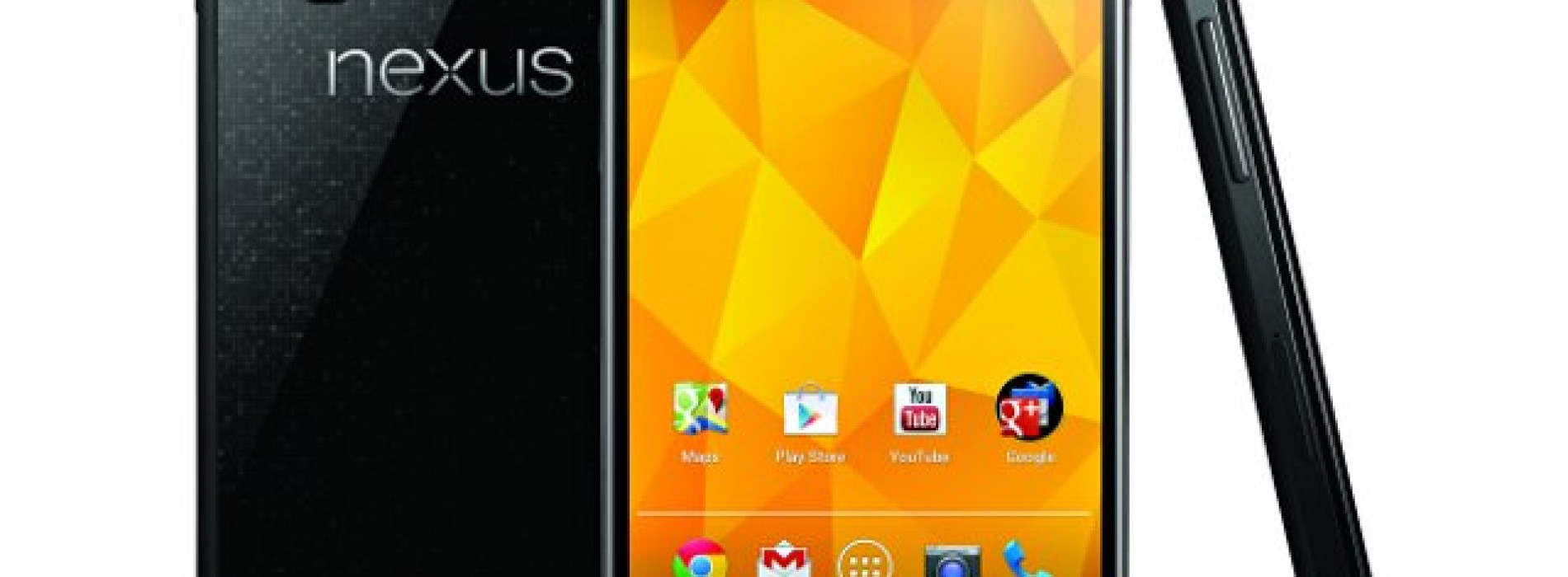 Might Google refresh the Nexus 4 with LTE for Android 4.4?