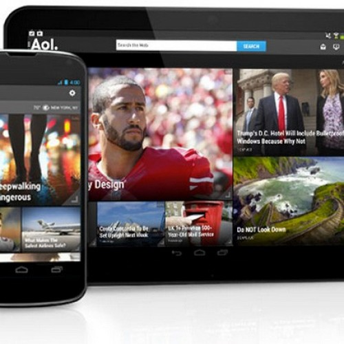 AOL brings official app to Google Play