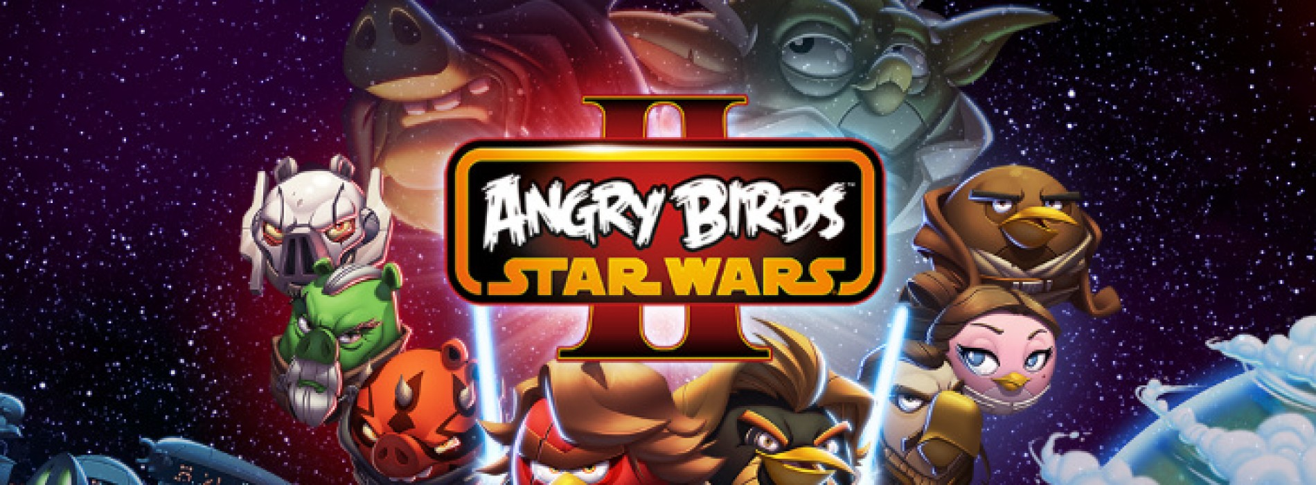 Angry Birds Star Wars 2 arrives on Android