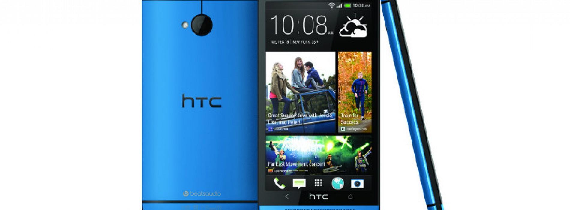 Best Buy announces Metallic Blue HTC One for September 15