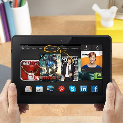 What is Amazon's 'Mojito' Fire OS 3.0?