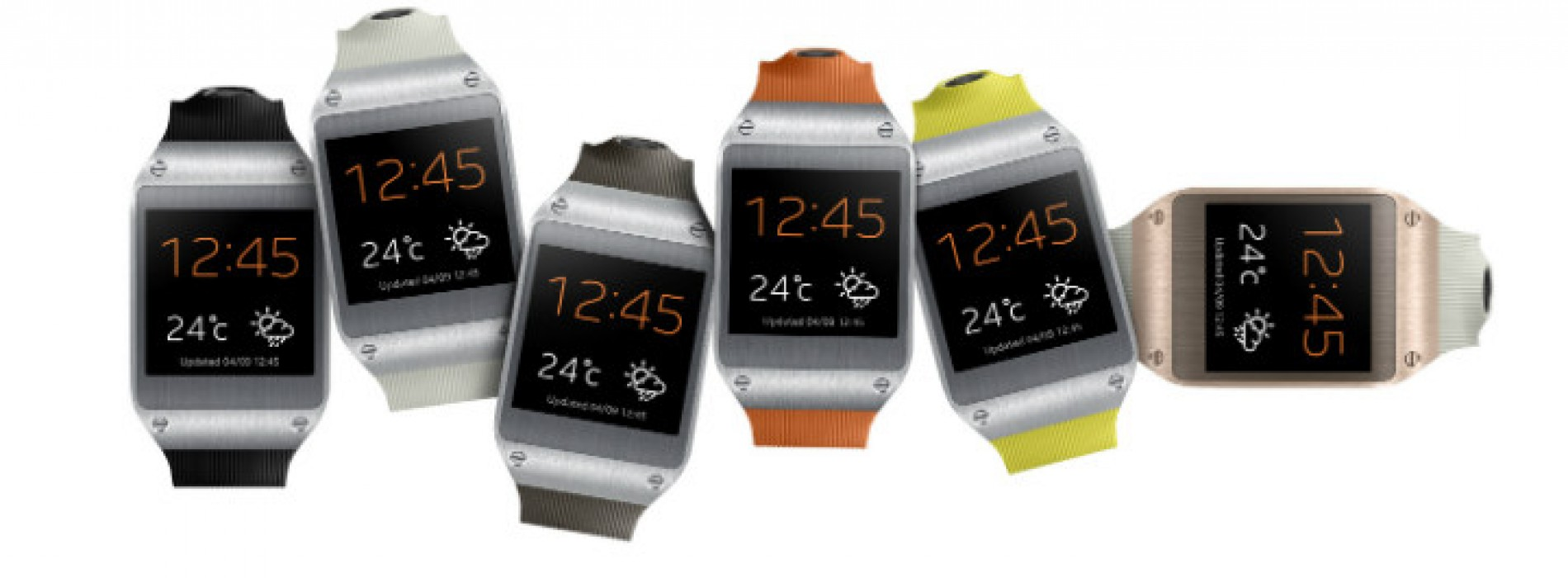 Samsung Galaxy Gear announced for September 25