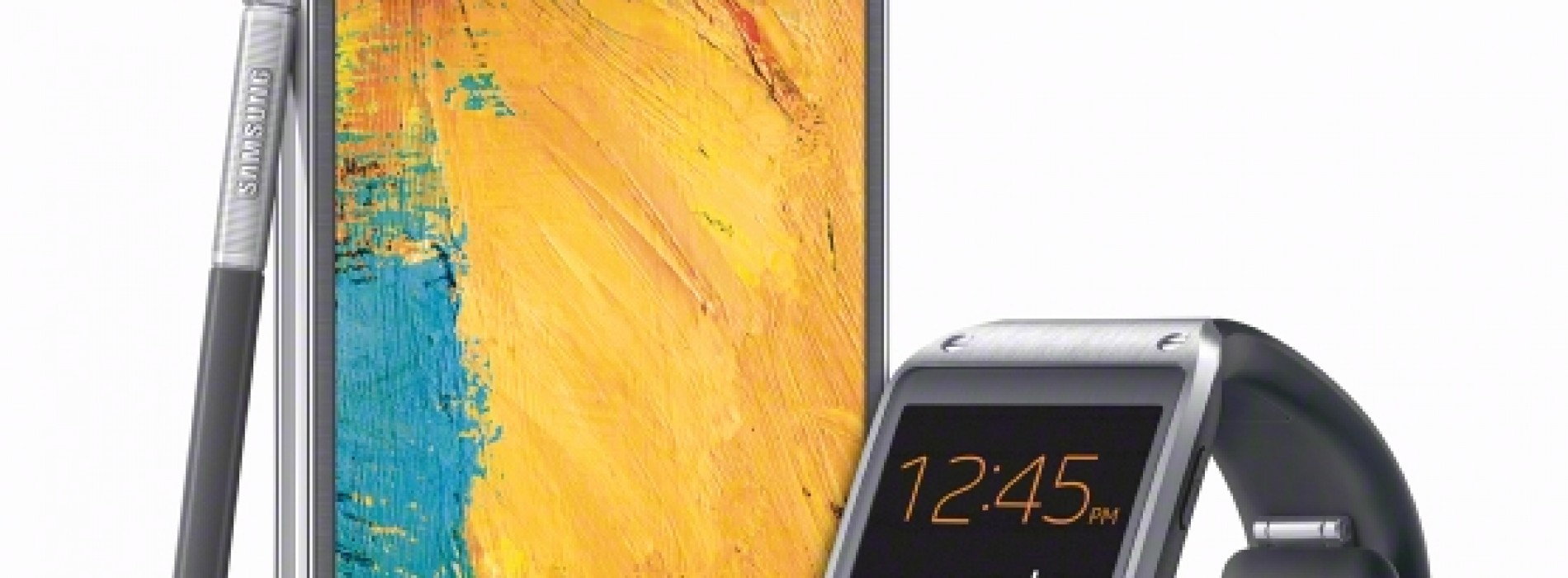 Sprint: Galaxy Note 3 and Galaxy Gear due on October 4
