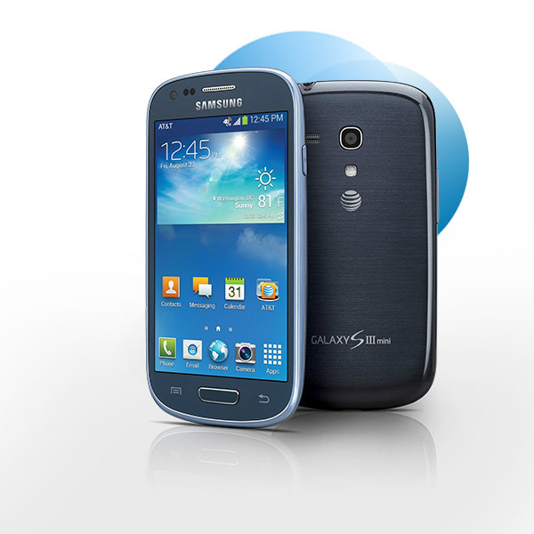 AT&T to offer $.99 Samsung Galaxy S3 Mini