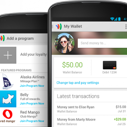Google Wallet update adds multi-account support