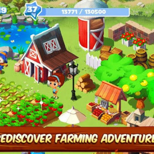 "Gameloft's Green Farm 3 intros new line of ""lighter"" games"