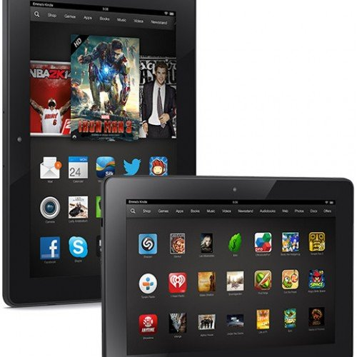 Amazon rolls out Fire OS 3.1 to select Kindle Fire HD models