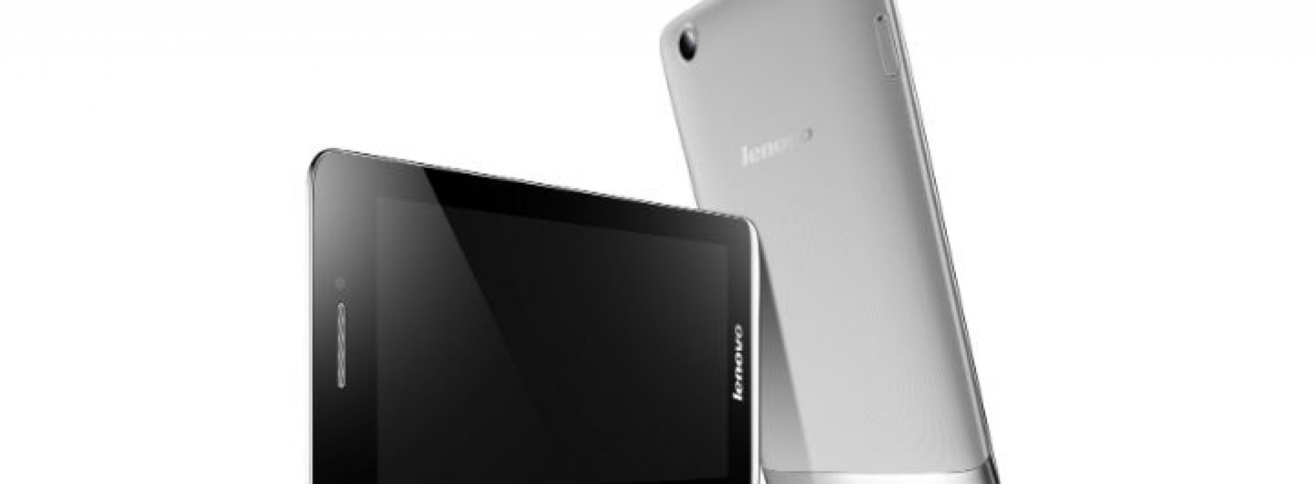 Lenovo intros Vibe X smartphone, S5000 tablet at IFA