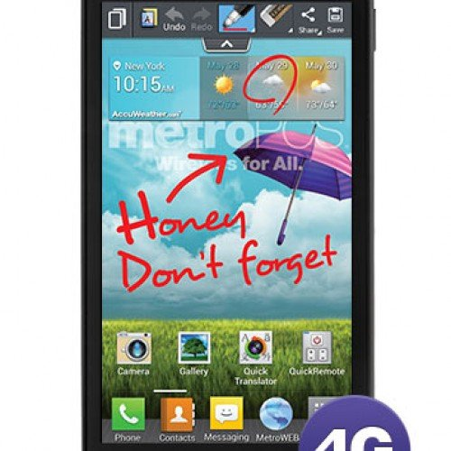 MetroPCS now offering LG Optimus F6 for $199