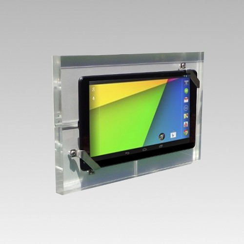 newPCgadgets intros Nexus 7 wall mounts