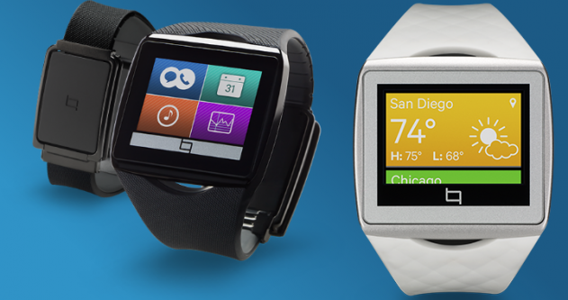 Qualcomm enters smartwatch fray with 'Qualcomm Toq'