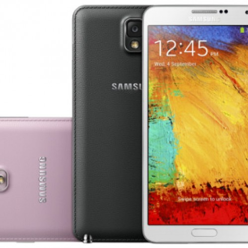 Samsung Galaxy Note 3 gets unpacked at IFA