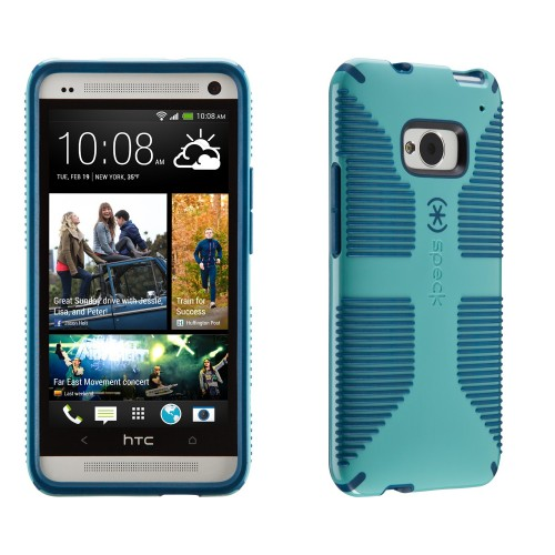 HTC One Case Review Madness Week: Speck CandyShell Grip