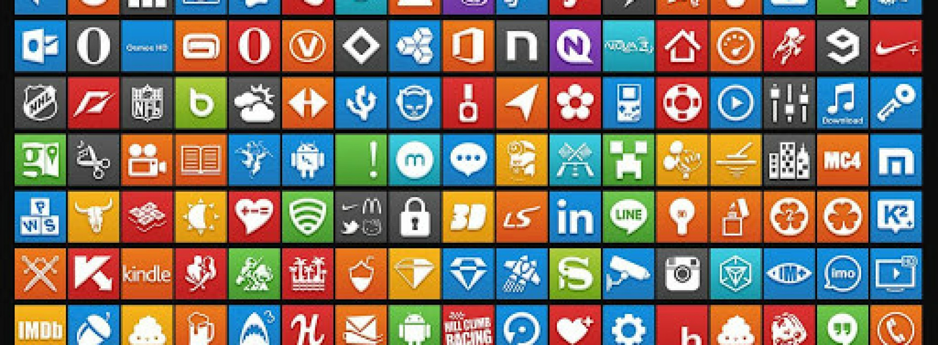 Ten of our favorite icon packs for Android (Volume 4)