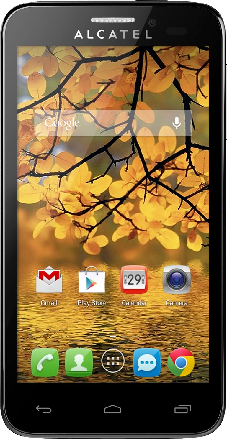Alcatel One Touch Fierce (front)