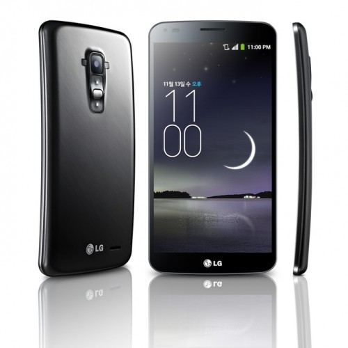 LG G Flex successor to debut in January, report says