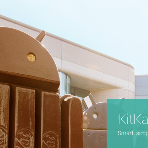 Notable features in Android 4.4 KitKat