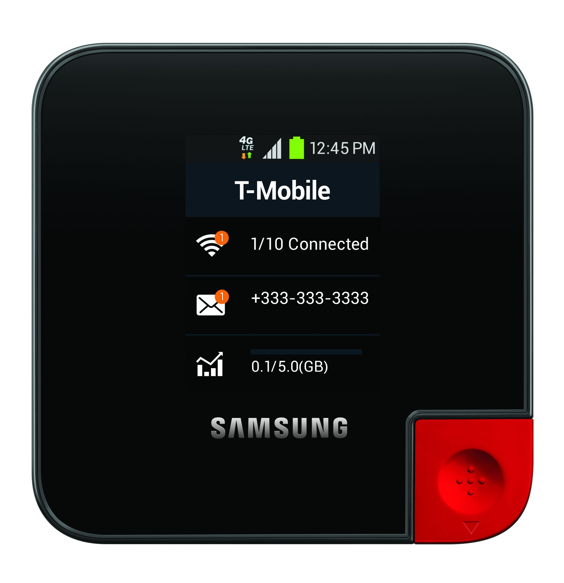 Samsung LTE Mobile HotSpot PRO (front)-small