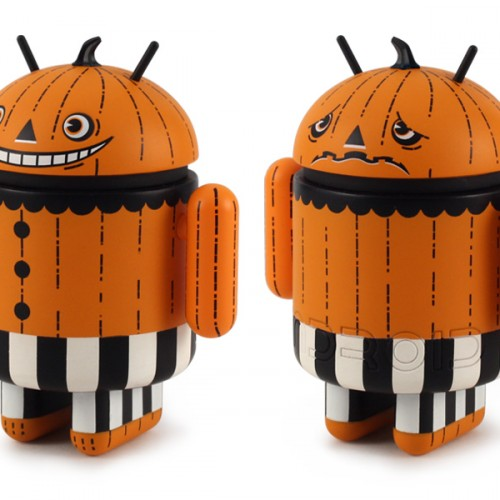 Limited edition Trickertreat Android collectible due October 21