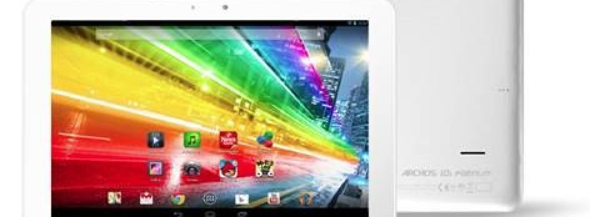 Archos debuts new 'Platinum' line of Android tablets