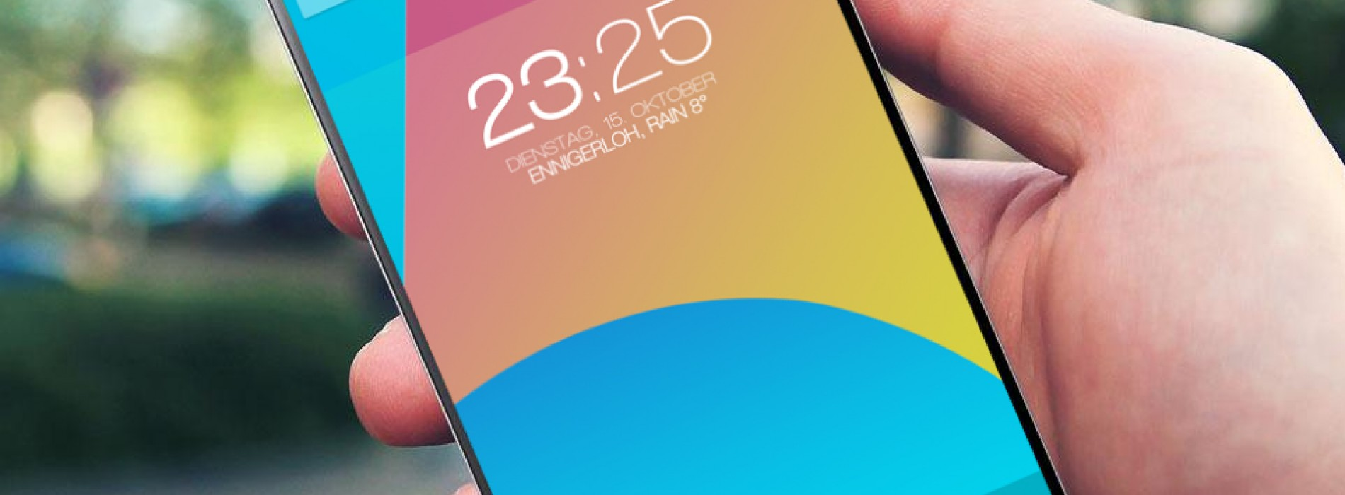 Get This Look: Clean Android Concept