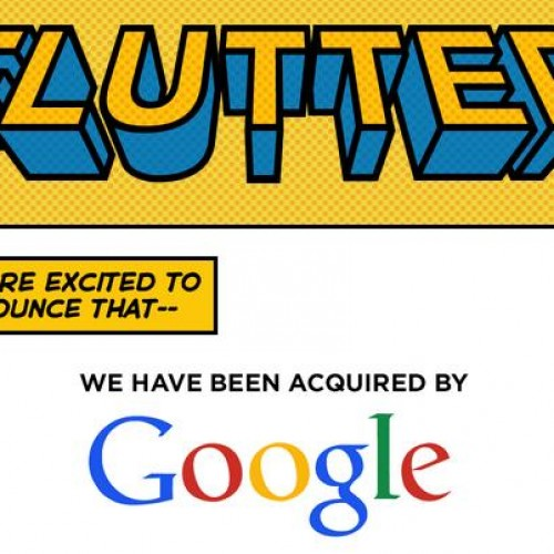 Google acquires Flutter, a gesture recognition startup