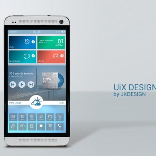 Get This Look: UiX